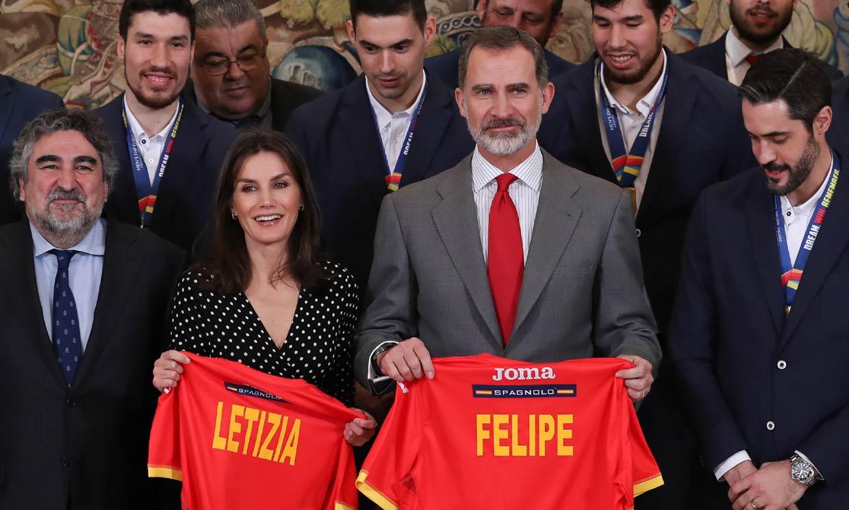 Los Reyes, dos 'Hispanos' más de la Selección de balonmano