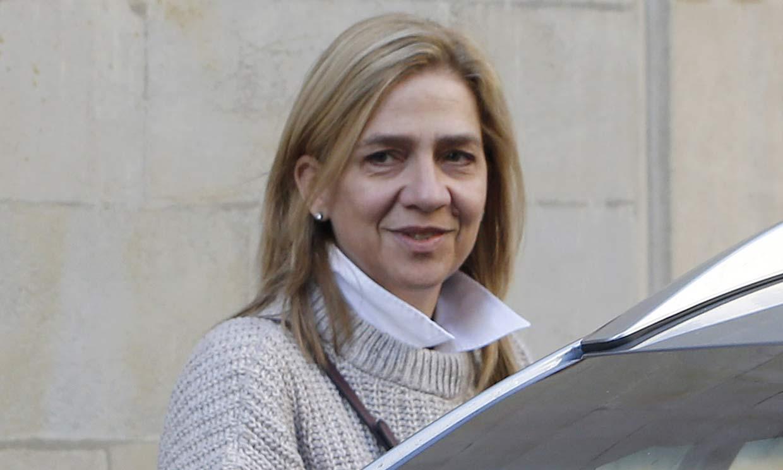 ¿Doña Cristina seguirá trabajando para el Aga Khan? ¿Y se quedará en Ginebra o se mudará a Lisboa? ¡HOLA! despeja las dudas sobre el futuro de la Infanta