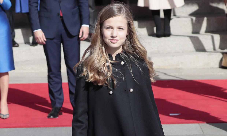 Así han vivido la princesa Leonor y la infanta Sofía el solemne acto en el Congreso
