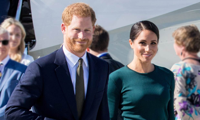 Isabel II impone el veto 'royal' a los duques de Sussex ¿Está regulado en España el término 'real'?