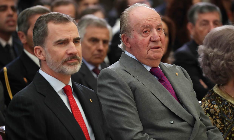Comunicado de la Casa Real: el rey Juan Carlos deja de percibir su asignación pública