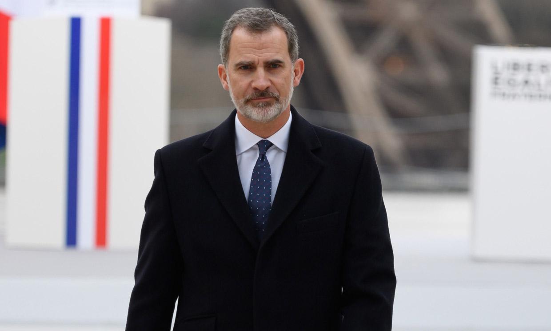Don Felipe renuncia a la herencia de su padre tras las informaciones aparecidas en varios medios