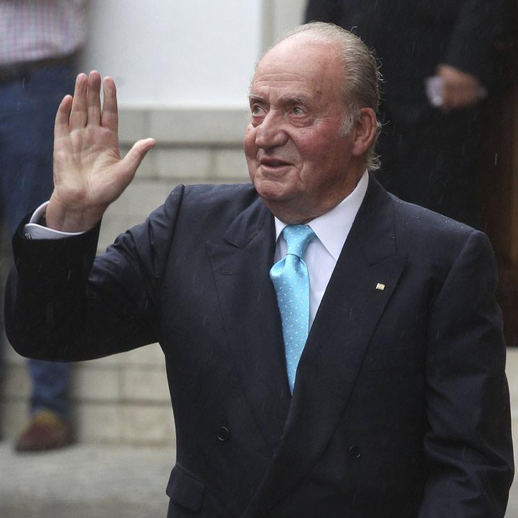 El primer año de retiro público de don Juan Carlos, marcado por el confinamiento y por una gran pérdida