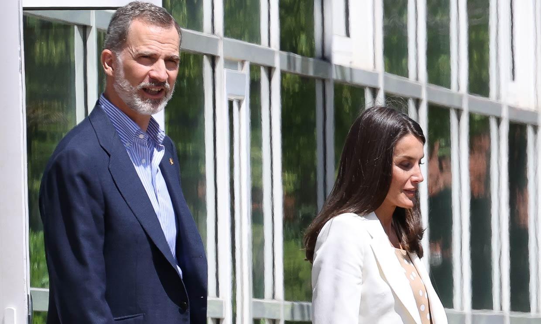 Los Reyes empezarán un 'tour' por España los próximos días