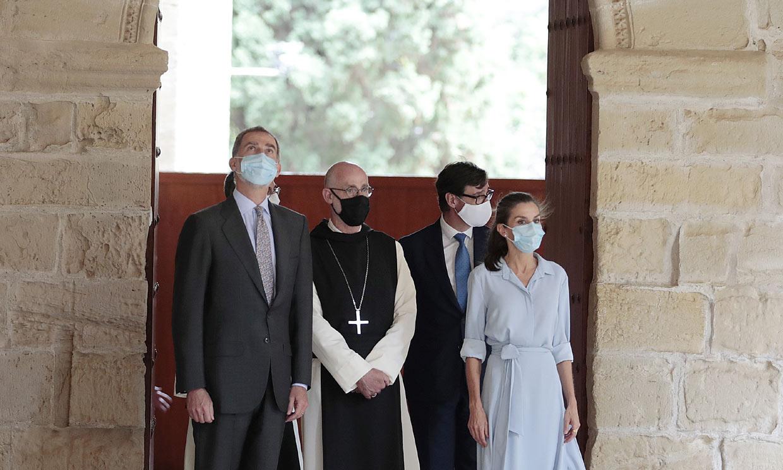 Los Reyes llegan a Cataluña con una agenda trastocada por el rebrote de coronavirus