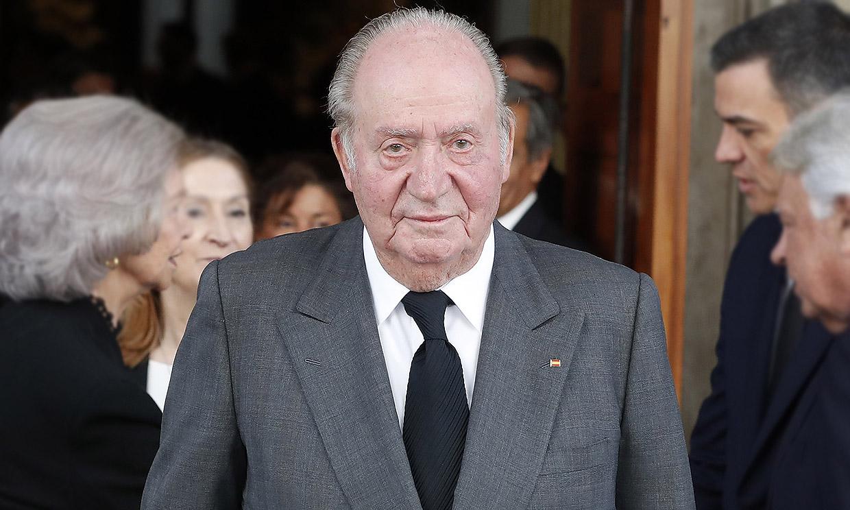 Comunicado del abogado del rey Juan Carlos