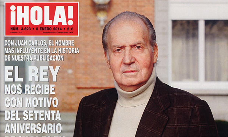 Documental HOLA PLAY: Juan Carlos I, 40 años portada a portada