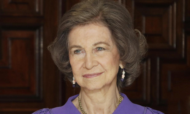 La reina Sofía seguirá viviendo en el Palacio de la Zarzuela y continuará con sus actividades institucionales