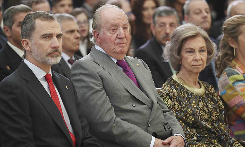 El día a día de la Familia Real tras la histórica decisión del rey Juan Carlos