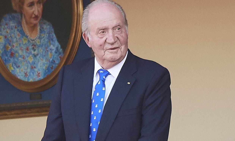 Casa Real confirma el destino de don Juan Carlos