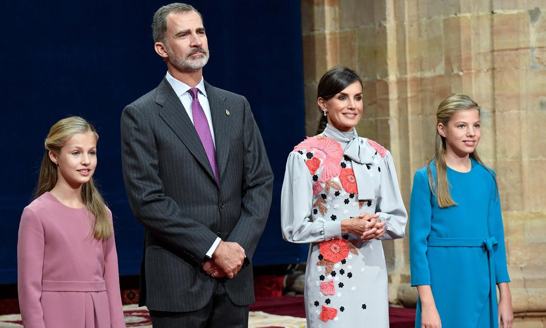 Un salón con mucha historia, el nuevo escenario para los Premios Princesa de Asturias