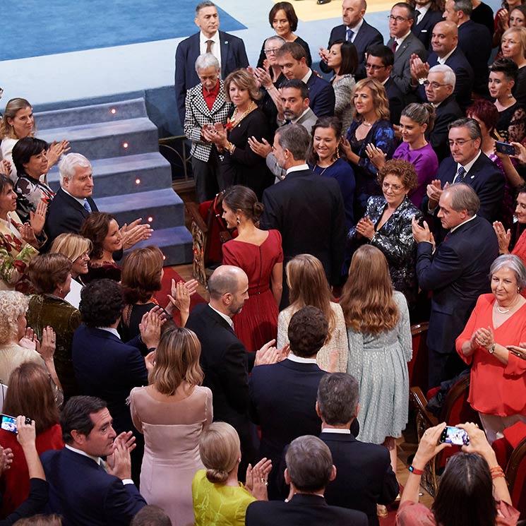Las medidas de seguridad y la madurez de Leonor han marcado la diferencia en los Princesa de Asturias