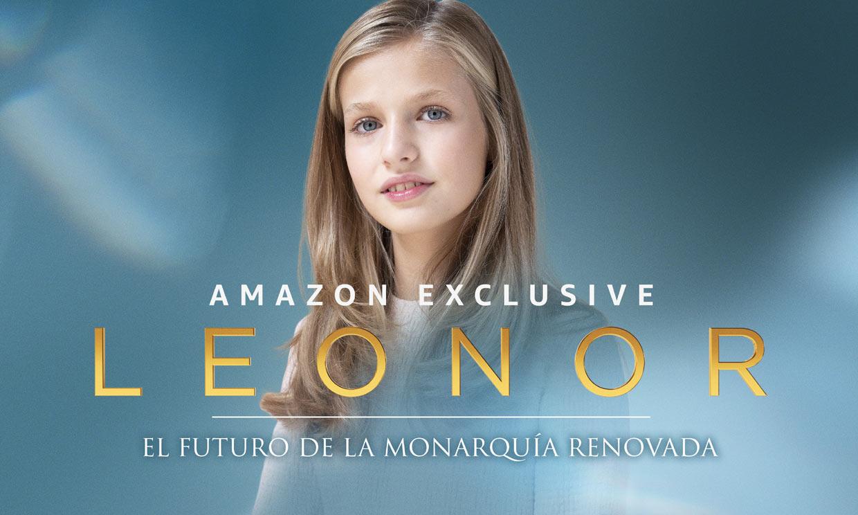 ¡HOLA! produce el documental 'Leonor. El futuro de la monarquía renovada' estrenado en Amazon Prime Video