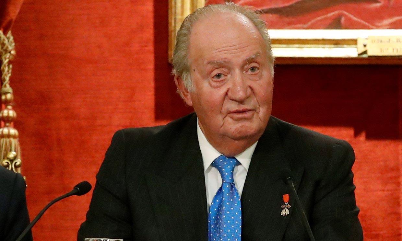 El rey Juan Carlos presenta a Hacienda una declaración y abona 678.393,72 euros