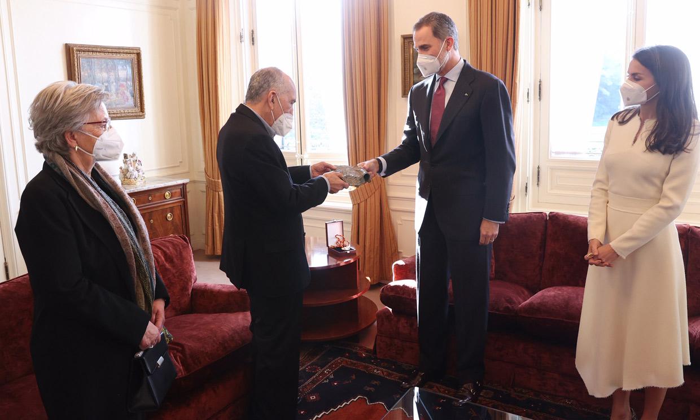 Los Reyes viajan de manera privada a Barcelona para entregar el Premio Cervantes