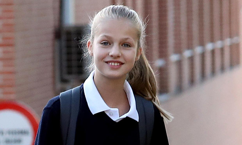 Así será el día a día de la princesa Leonor en su nuevo colegio