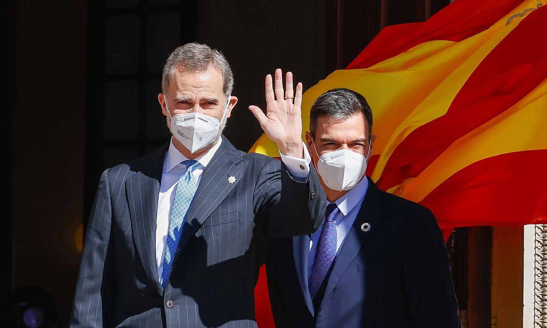 El rey Felipe recuerda el papel 'determinante' de don Juan Carlos contra el golpe de Estado del 23F