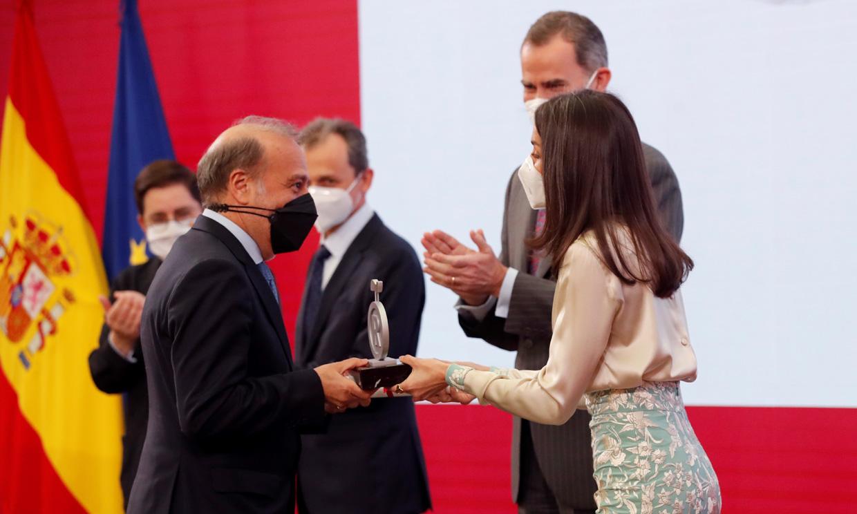 Los Reyes premian a los mejores representantes de España en el mundo