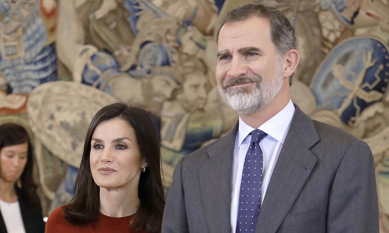 La Casa Real redujo el gasto en sueldos y en viajes durante 2020