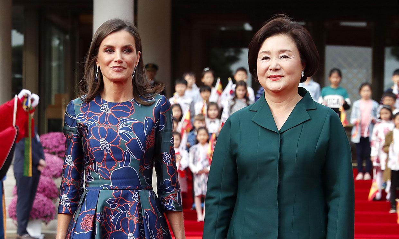 Cantante lírica y adelantada a su tiempo: así es la primera dama surcoreana que está de visita en España