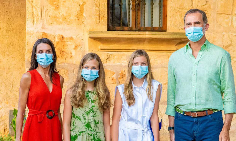La reina Letizia mantiene su cita para el fin de semana en Mallorca