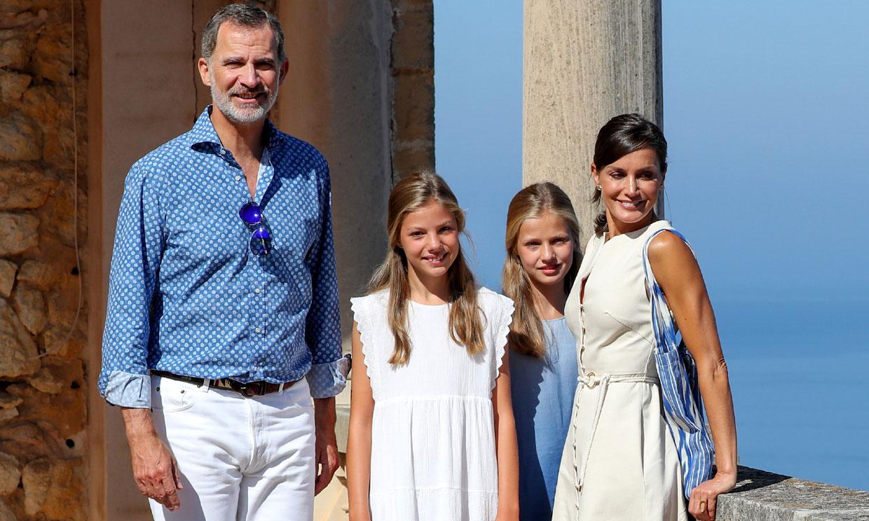 Los Reyes y sus hijas ya están en Mallorca: toda la agenda que les espera en los próximos días