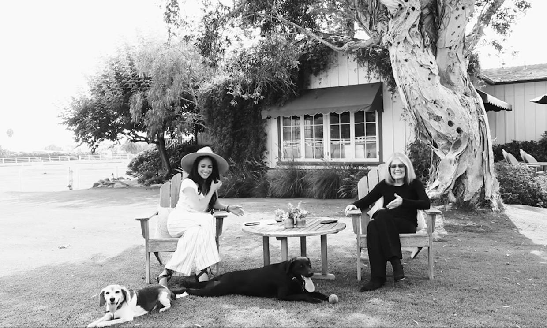 Gloria Steinem, premiada con el Princesa de Asturias, es del 'equipo' de Meghan Markle