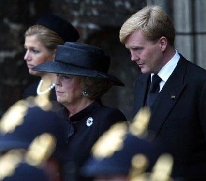 La carta de agradecimiento de la reina Beatriz a sus conciudadanos