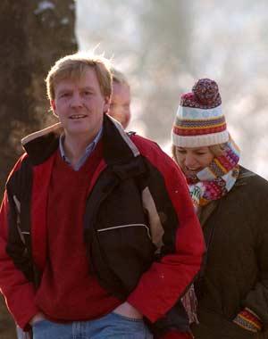 Máxima y Guillermo hablarán de su paternidad en su mansión de Eikenhorst