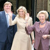 La Familia Real holandesa vuelve a Apeldoorn un mes después del atentado perpetrado en el 'Día de la Reina'