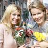 Matilde de Bélgica y Máxima de Holanda: compañeras y grandes amigas