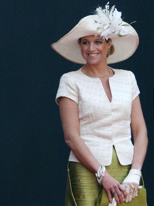 La princesa Máxima 'reina' en México lindo