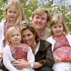 Los Príncipes de Holanda y sus hijas disfrutan de sus vacaciones de Navidad en Argentina