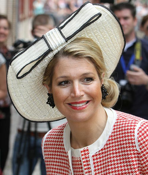 Holanda rinde homenaje a la princesa Máxima con una exposición sobre sus 10 años en los Países Bajos