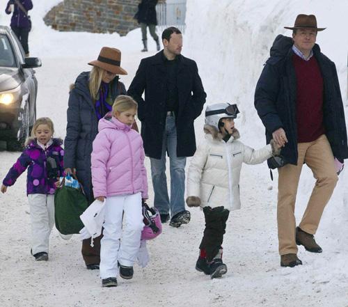 La Familia Real holandesa, más unida que nunca tras el accidente del príncipe Friso