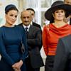 La Princesa Máxima y la Jequesa de Catar, duelo de elegancia en Ámsterdam
