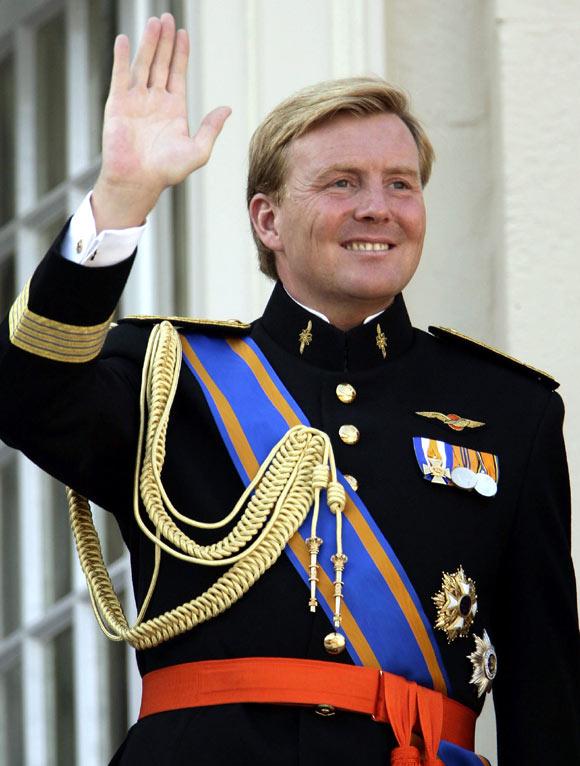 Guillermo de Holanda: el fin de la era de las reinas