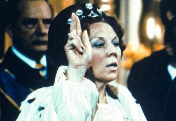 El último cumpleaños de Beatriz de Holanda como Reina de los Países Bajos