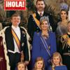 Esta semana en ¡HOLA!: Fascinante desfile real en la coronación de Guillermo y Máxima