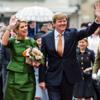 Guillermo Alejandro y Máxima de Holanda inician en Luxemburgo su nueva andadura como Reyes