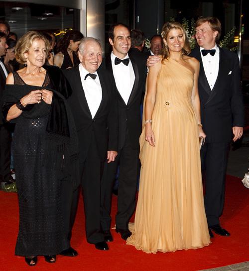 Jorge Zorreguieta, padre de la Reina Máxima de Holanda: 'Estoy tan orgulloso de ella'