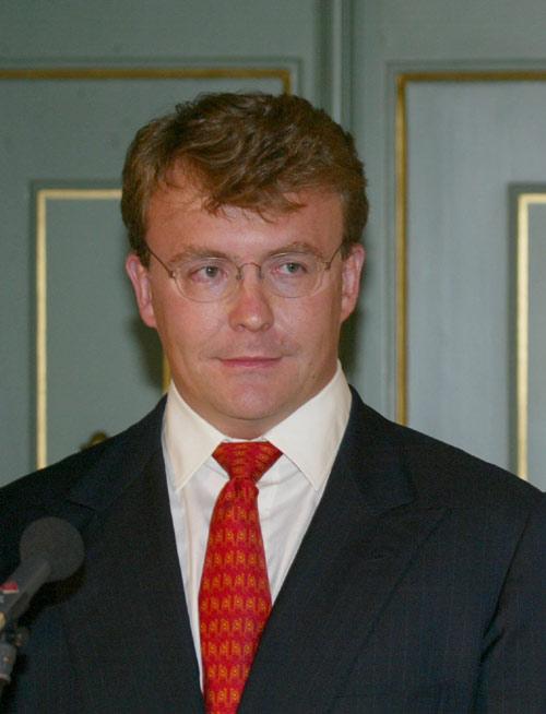 Fallece el príncipe Friso de Holanda