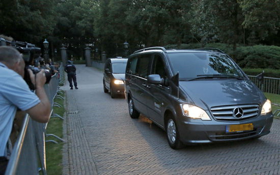 El entierro del príncipe Friso tendrá lugar el viernes en la más estricta intimidad