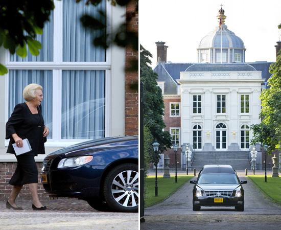 La Familia Real holandesa despide, en la más estricta intimidad, al príncipe Friso
