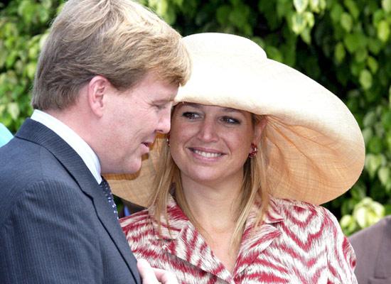 Hoy los Reyes de Holanda visitan España
