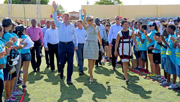 Máxima de Holanda, del Caribe a tierras hermanas: Colombia y Venezuela