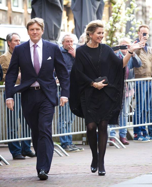Guillermo y Máxima de Holanda se preparan para su primer Día del Rey como soberanos