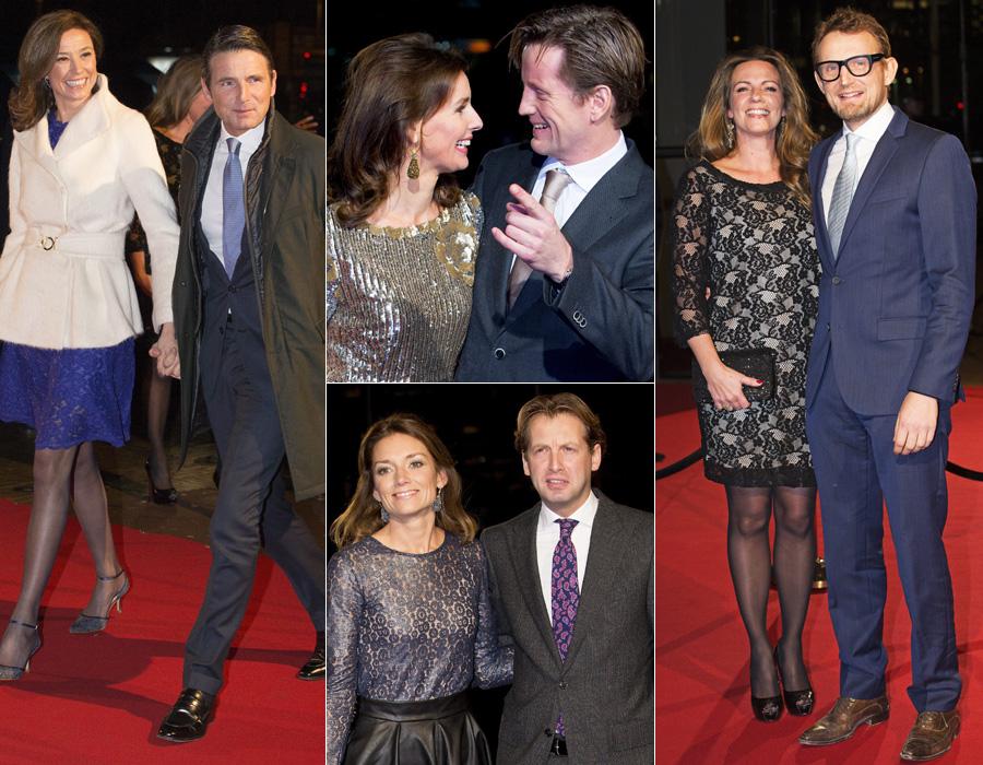 La Familia Real de Holanda se viste de gala para celebrar el 75 cumpleaños de Pieter van Vollenhoven