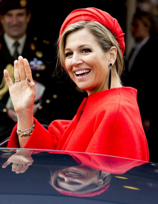 Máxima de Holanda, Reina de corazones