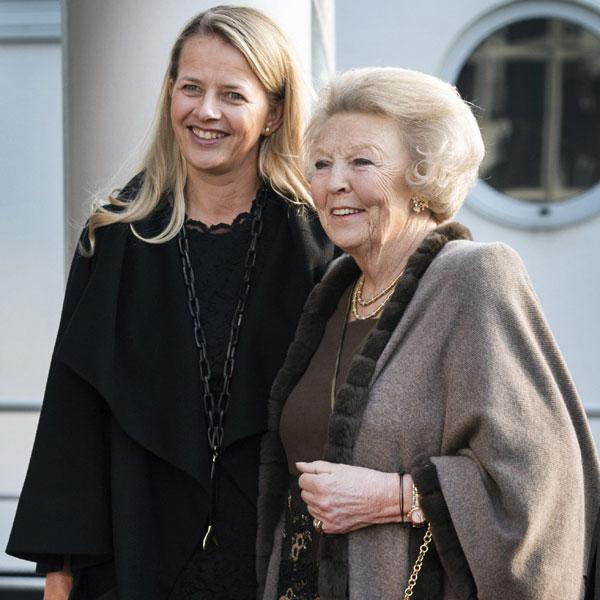 Beatriz de Holanda y su nuera Mabel, muy unidas en el recuerdo del príncipe Friso